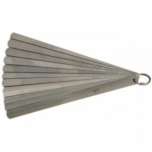 Szczelinomierz plytkowy 13 plytek 200mm 0,05-1,00mm Limit 25953506